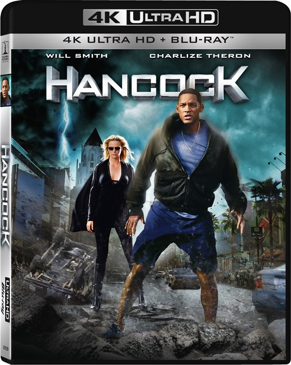 Hancock (2008) 4K Ultra HD Blu-ray