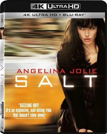 Salt (2010) 4K Ultra HD Blu-ray