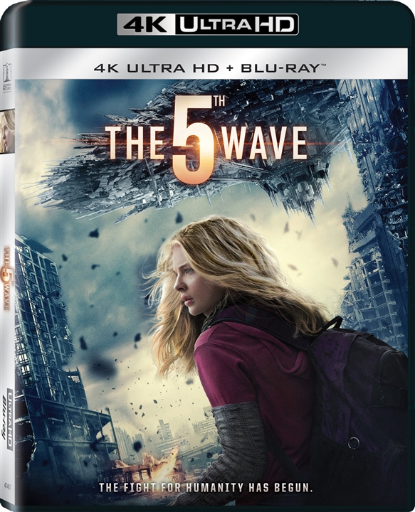 The 5th Wave (2016) 4K Ultra HD Blu-ray