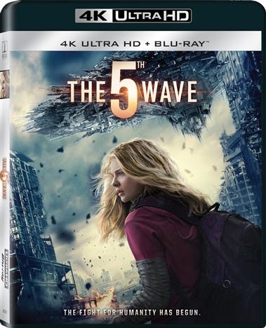 The 5th Wave (2016) 4K Ultra HD Blu-ray