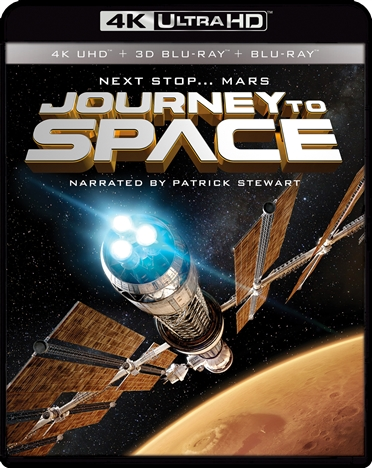 Journey to Space (2015) 4K Ultra HD Blu-ray