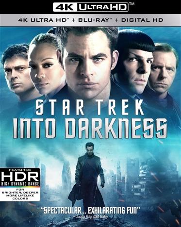Star Trek Into Darkness (2013) 4K Ultra HD Blu-ray