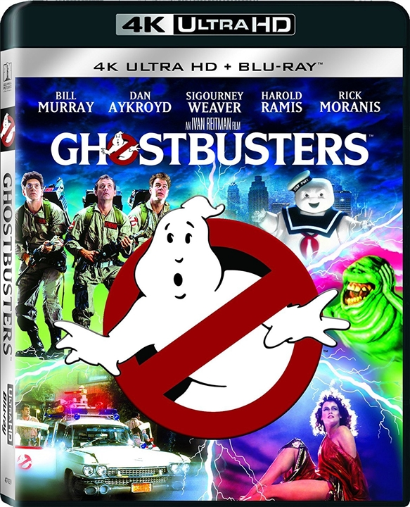Ghostbusters (1984) 4K Ultra HD Blu-ray
