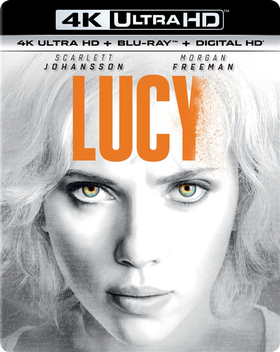Lucy (2014) 4K Ultra HD Blu-ray