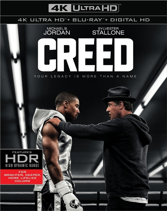 Creed 4K (2015) 4K Ultra HD Blu-ray