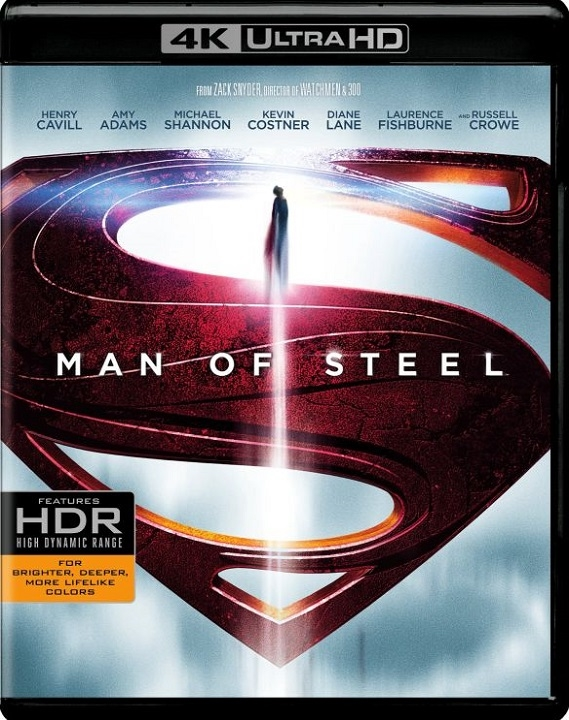 Man of Steel UHD (2013) 4K Ultra HD Blu-ray