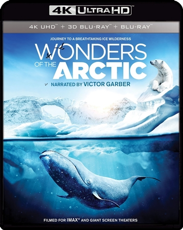 Wonders of the Arctic (2014) 4K Ultra HD Blu-ray