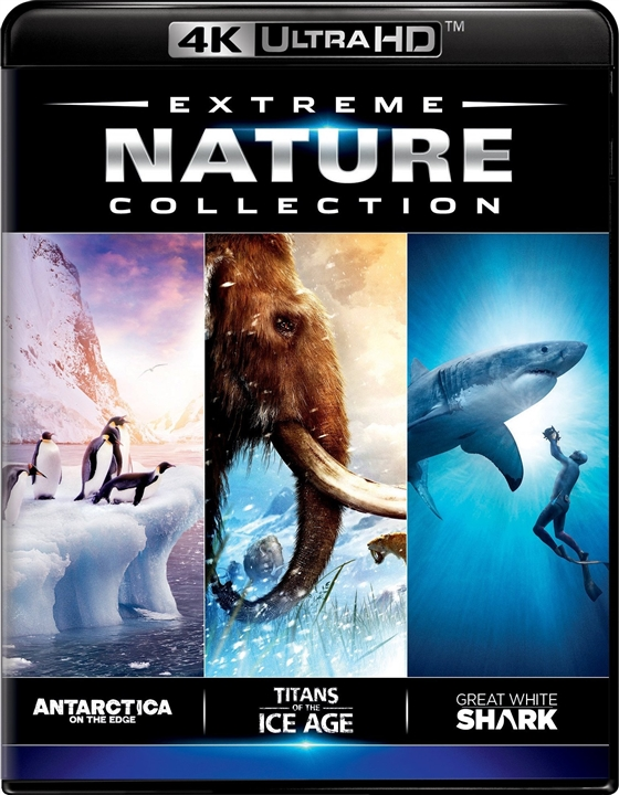IMAX: Extreme Nature Collection (2013-2014) 4K Ultra HD Blu-ray