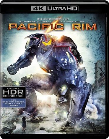 Pacific Rim (2013) 4K Ultra HD Blu-ray