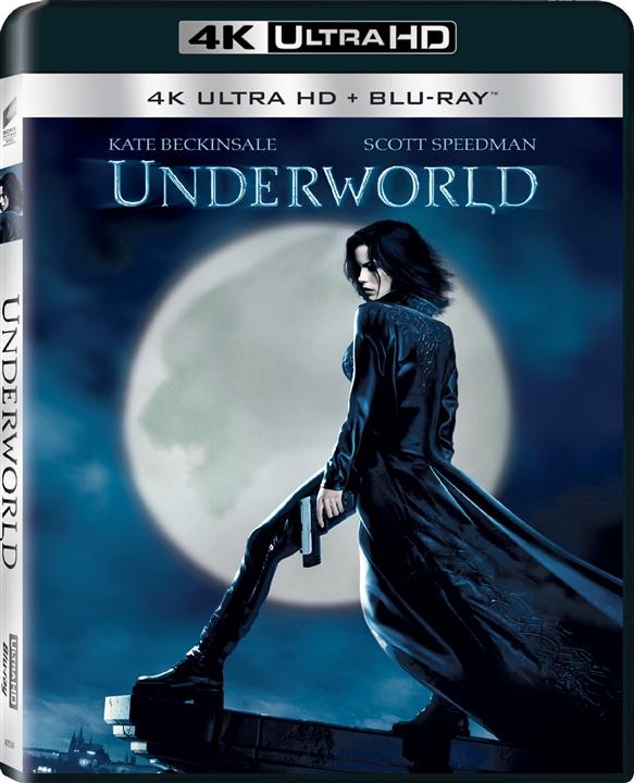 Underworld 4K (2003) Ultra HD Blu-ray