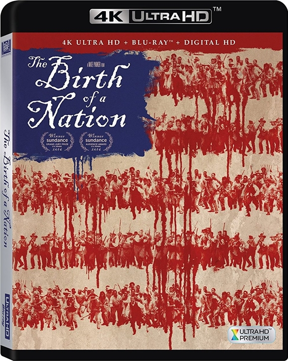 The Birth of a Nation 4K (2016) Ultra HD Blu-ray
