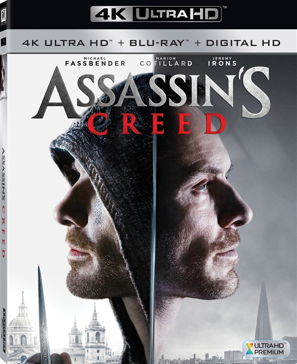 Assassins Creed 4K (2016) Ultra HD Blu-ray