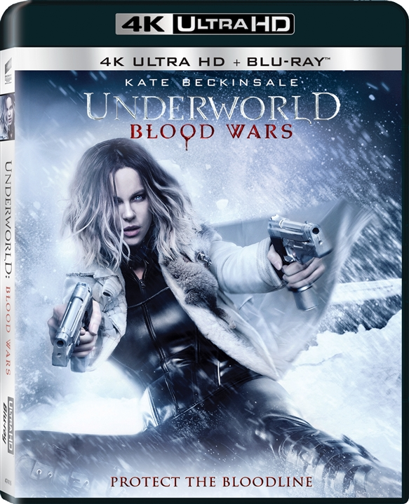 Underworld: Blood Wars 4K (2017) Ultra HD Blu-ray