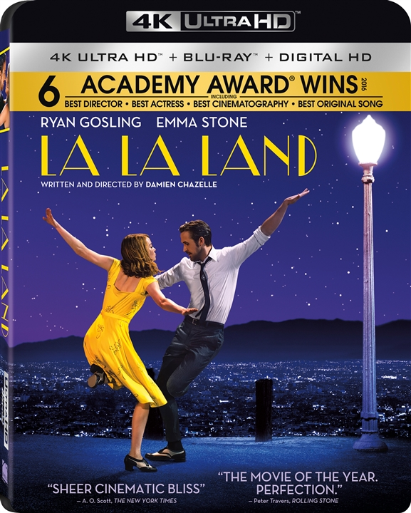 La La Land 4K (2016) Ultra HD Blu-ray