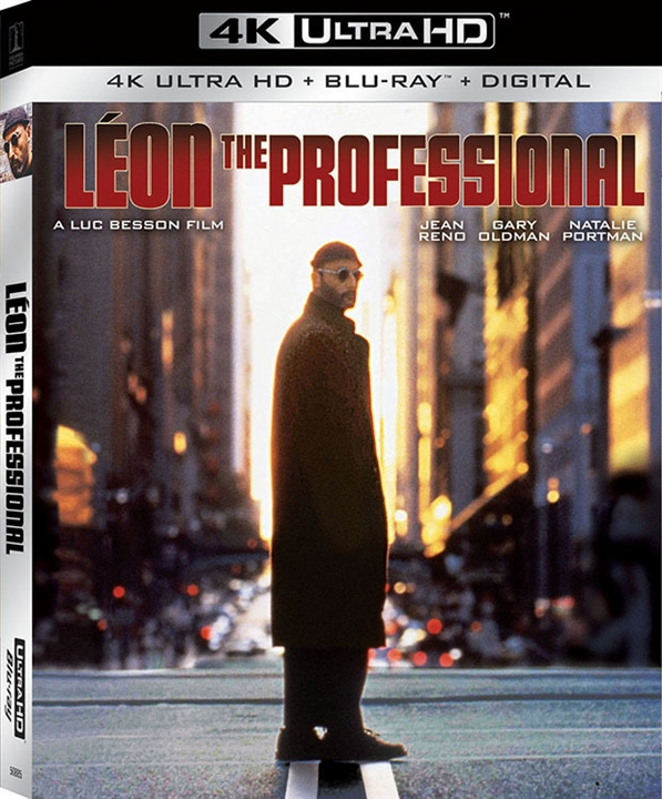 Leon: The Professional 4K (1994) UHD Ultra HD Blu-ray