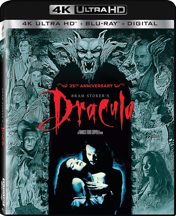 Bram Stokers Dracula 4K (1992) UHD Ultra HD Blu-ray