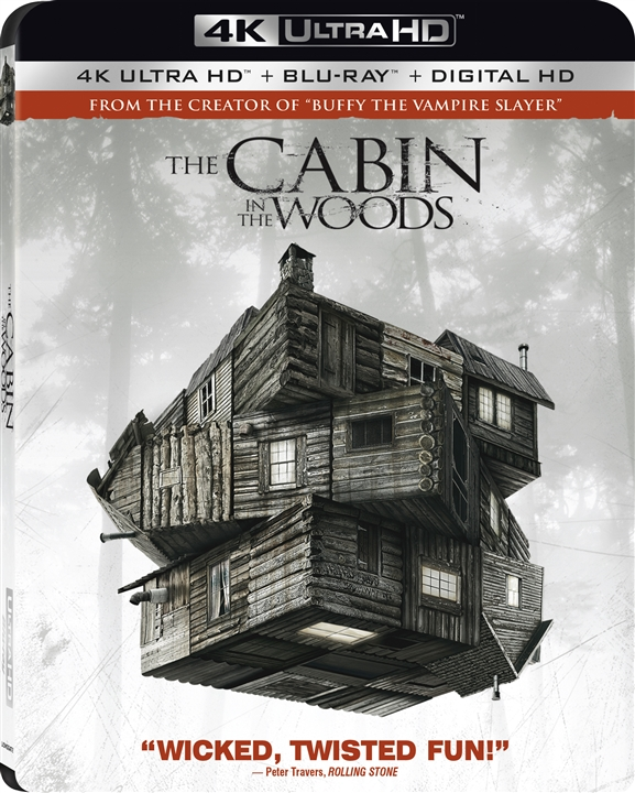 The Cabin in the Woods (2012) 4K Ultra HD Blu-ray