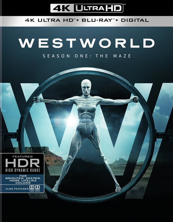Westworld: Season One (TV) (2016) 4K Ultra HD Blu-ray
