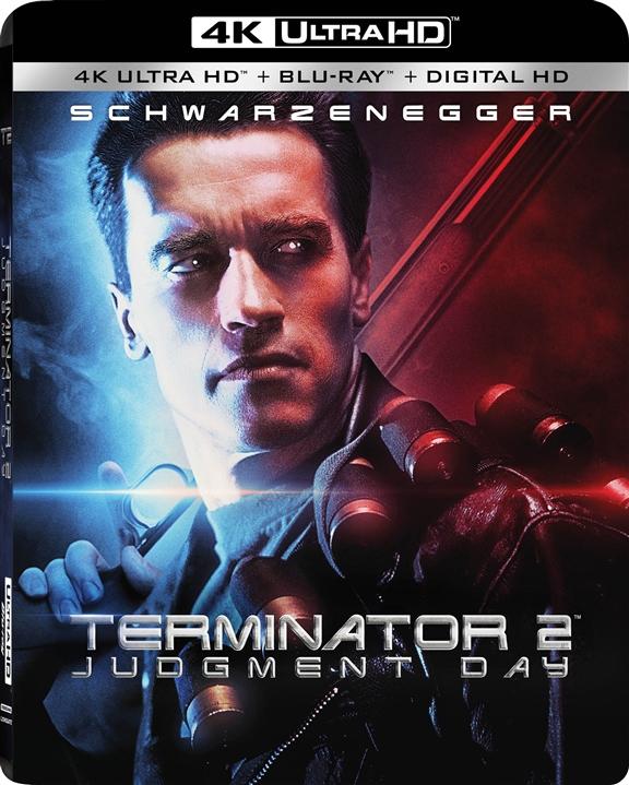 Terminator 2: Judgment Day 4K (1991) Ultra HD Blu-ray