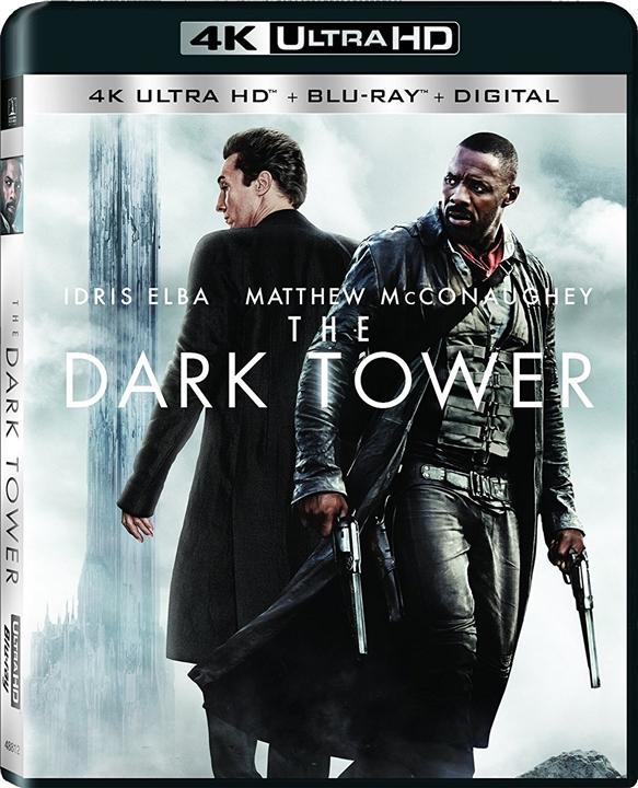 The Dark Tower 4K (2017) Ultra HD Blu-ray