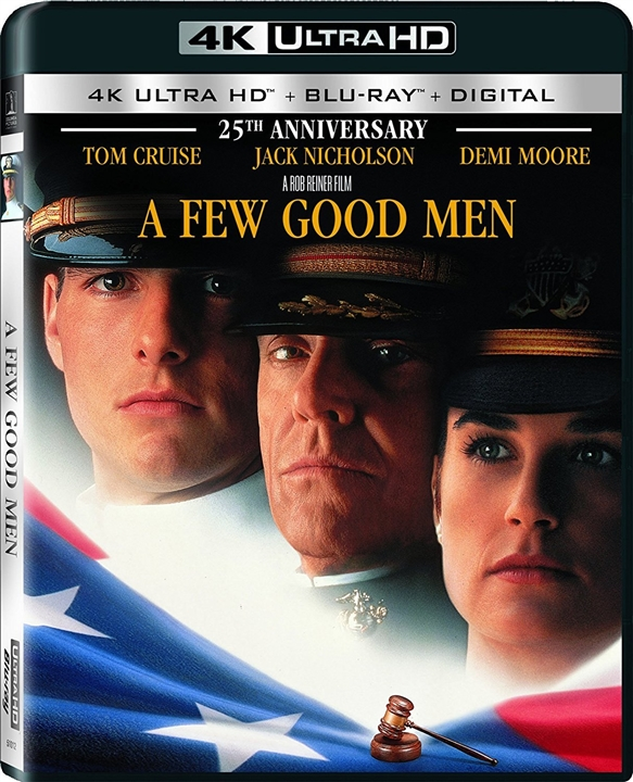 A Few Good Men 4K (1992) UHD Ultra HD Blu-ray