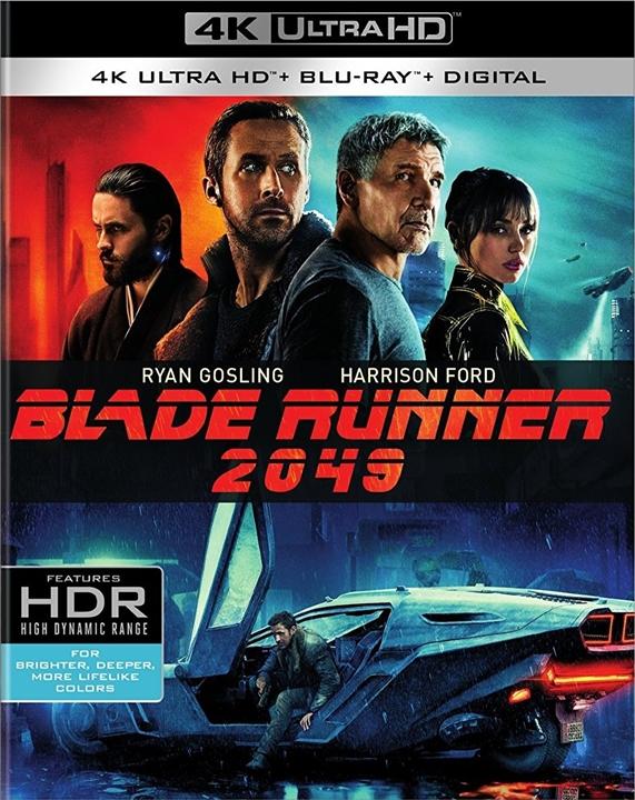 Blade Runner 2049 4K (2017) UHD Ultra HD Blu-ray