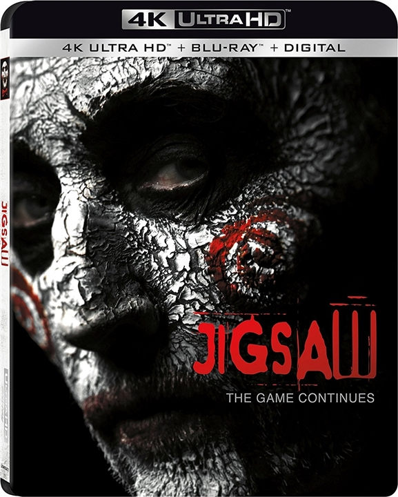 Jigsaw 4K (2017) Ultra HD Blu-ray