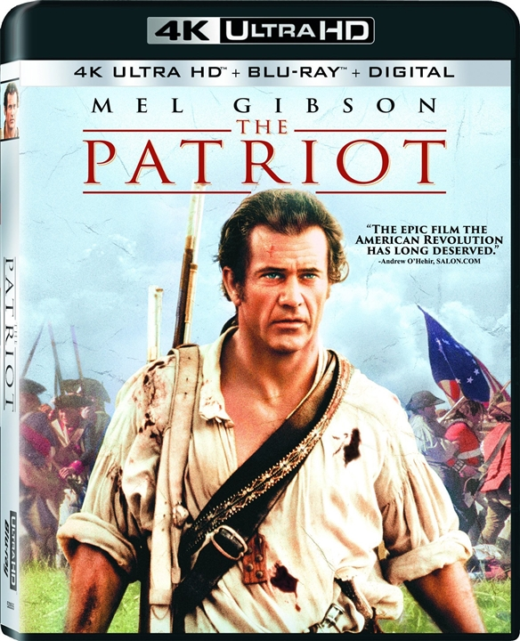 The Patriot (2000) 4K Ultra HD Blu-ray