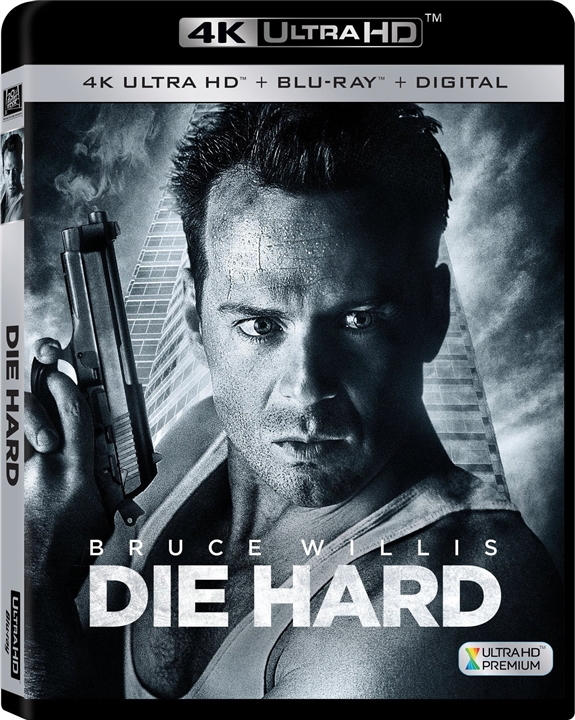 Die Hard 4K (30th Anniversary Edition)(1988) Ultra HD Blu-ray
