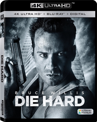 Die Hard 4K (30th Anniversary Edition)(1988) Ultra HD Blu-ray
