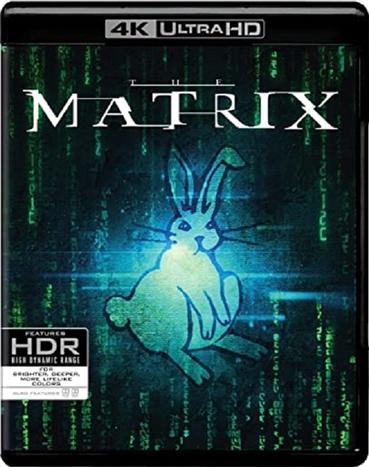 The Matrix 4K (1999) Ultra HD Blu-ray