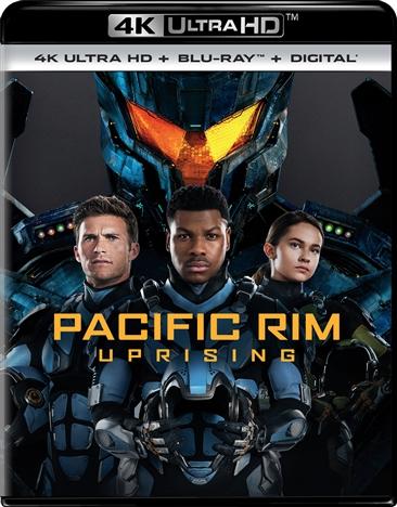 Pacific Rim 2: Uprising 4K (2018) Ultra HD Blu-ray