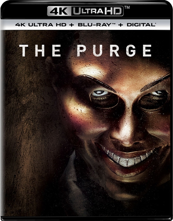The Purge 4K (2013) Ultra HD Blu-ray