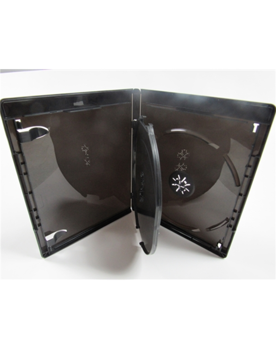 Holds 3 discs Triple 3 VIVA ELITE Blu-ray 3-Disc Cases NEW