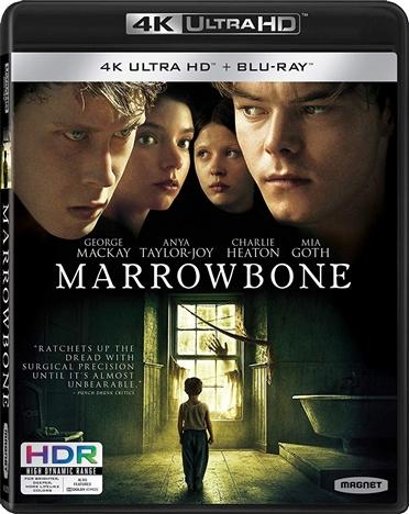 Marrowbone 4K (2017) Ultra HD Blu-ray