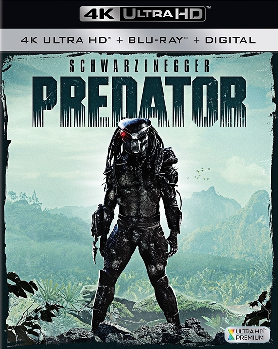 Predator 4K (1987) Ultra HD Blu-ray