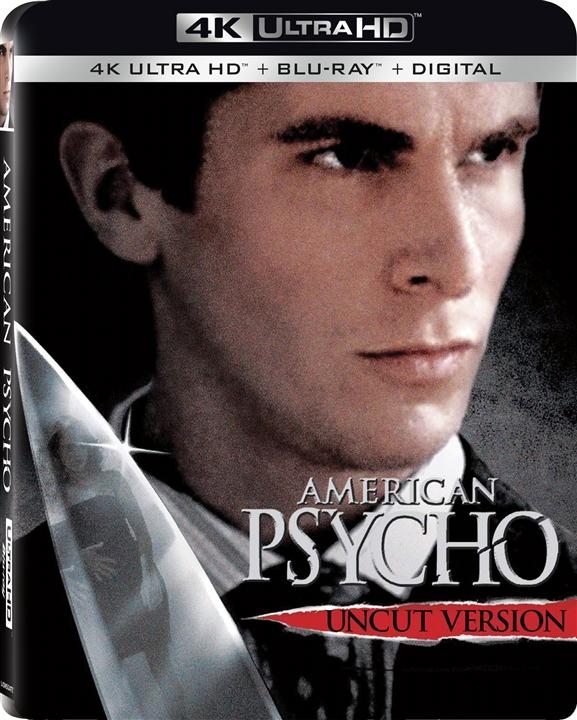 American Psycho (2000) 4K Ultra HD Blu-ray