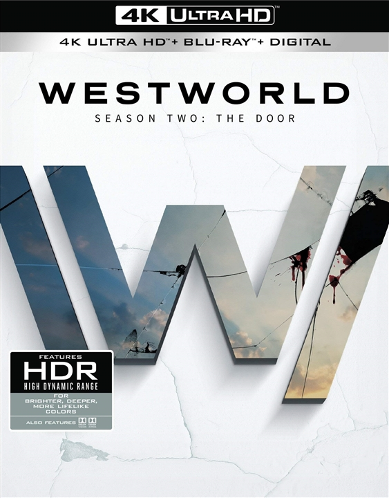 Westworld Season Two: The Door (2018) 4K Ultra HD Blu-ray
