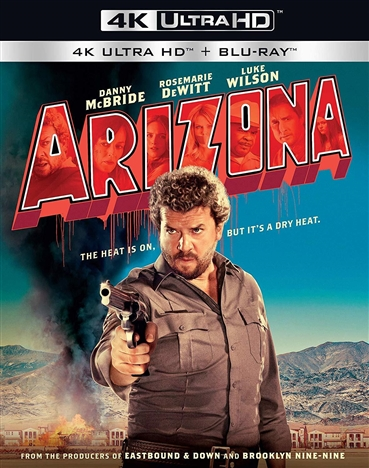 Arizona 4K (2018) Ultra HD Blu-ray