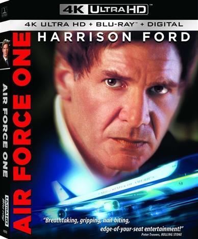 Air Force One 4K (1997) Ultra HD Blu-ray