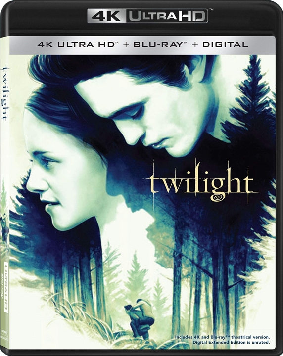 Twilight 4K (2008) Ultra HD Blu-ray