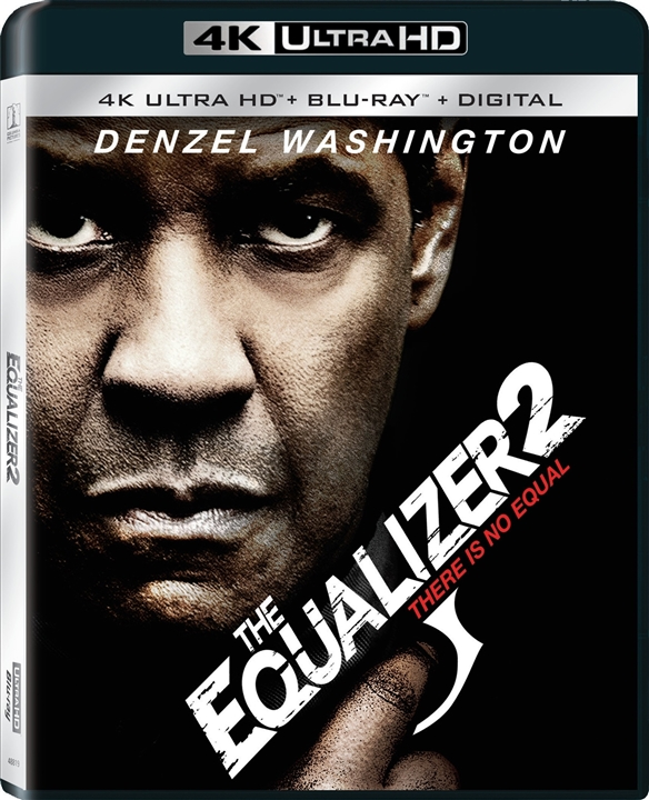 The Equalizer 2 4K (2018) Ultra HD Blu-ray