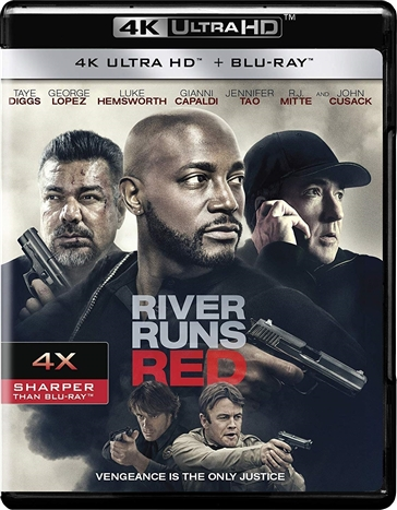 River Runs Red 4K (2018) Ultra HD Blu-ray