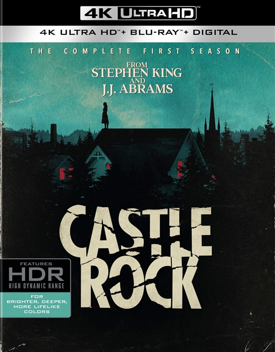 Castle Rock: The Complete First Season 4K (2018) Ultra HD Blu-ray