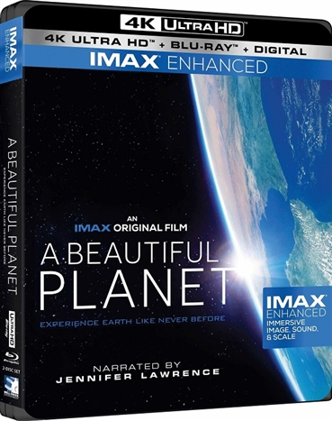A Beautiful Planet 4K (2018) Ultra HD Blu-ray