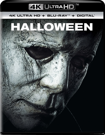 Halloween 4K (2018) Ultra HD Blu-ray