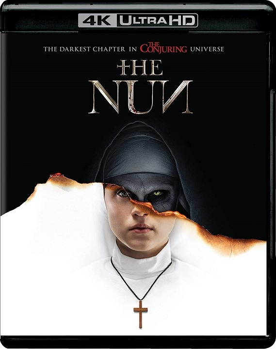 The Nun (2018) 4K Ultra HD Blu-ray