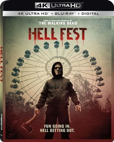 Hell Fest 4K (2018) Ultra HD
