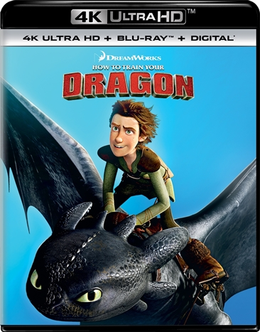 How to Train Your Dragon (2010) 4K Ultra HD