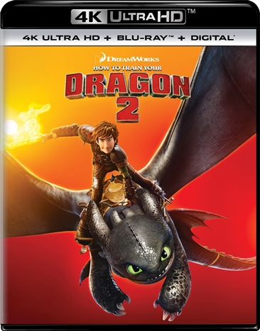 How to Train Your Dragon 2 (2014) 4K Ultra HD